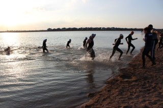 Quick water exits
